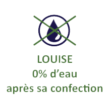 Louise simple lavage après sa confection